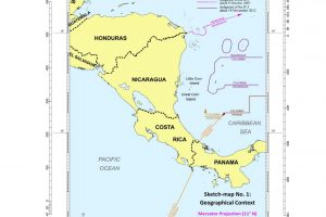 ICJ delivers judgment in maritime and land boundary cases between Costa Rica and Nicaragua